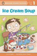 Ice Cream Soup Pdf/ePub eBook