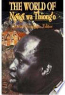 The World Of Ng G Wa Thiong O