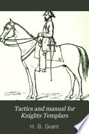 Tactics and Manual for Knights Templars     Book