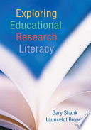 Exploring Educational Research Literacy Book