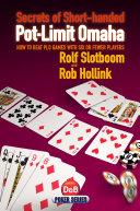 Secrets of Short-handed Pot-Limit Omaha [Pdf/ePub] eBook