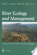 River Ecology and Management Book