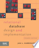 Relational Database Design and Implementation Book