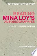 The Reading Mina Loy S Autobiographies