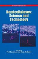 Hemicelluloses Book