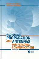 Radiowave Propagation and Antennas for Personal Communications