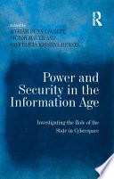 Power and Security in the Information Age Book