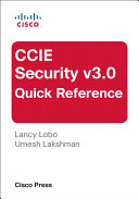 Ccie Security V3 0 Quick Reference Book PDF