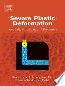 Severe Plastic Deformation