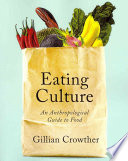 Eating Culture Book