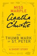 The Thumb Mark of St Peter [Pdf/ePub] eBook