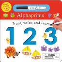 Alphaprints  Trace  Write  and Learn 123