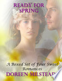 Ready For Spring A Boxed Set Of Four Sweet Romances