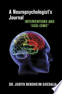 Neuropsychologist S Journal Book PDF