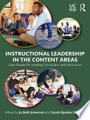 Instructional Leadership in the Content Areas