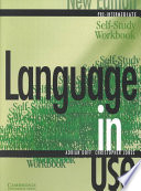 Language in Use Pre-Intermediate Self-study Workbook