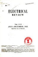 The Electrical Review