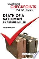 Cambridge Checkpoints VCE Text Guides  Death of a Salesman by Arthur Miller