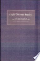 Anglo-Norman Studies XXII