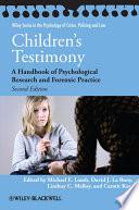 Children s Testimony Book