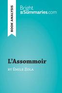L'Assommoir by Émile Zola (Book Analysis)