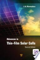 Advances in Thin Film Solar Cells