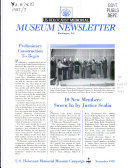 U.S. Holocaust Memorial Museum Newsletter