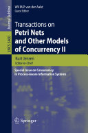 Transactions on Petri Nets and Other Models of Concurrency II