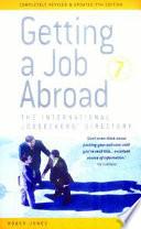 Getting a Job Abroad
