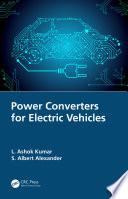 Power Converters for Electric Vehicles Book