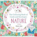 The National Trust: Colouring Book of Cards and Envelopes: Nature