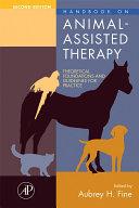 Handbook on Animal-Assisted Therapy Pdf/ePub eBook