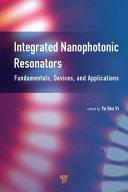 Integrated Nanophotonic Resonators