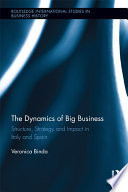 The Dynamics Of Big Business