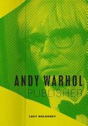 Andy Warhol, Publisher [Pdf/ePub] eBook