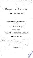 Benedict Arnold, the Traitor
