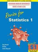 Revise for Statistics 1
