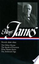 Novels, 1896-1899
