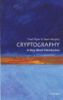 Pdf Cryptography: A Very Short Introduction
