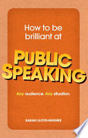 How to be brilliant at Public Speaking ePub eBook