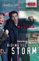 Riding the Storm (Mills & Boon M&B) (Code Red, Book 12)