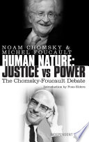Human Nature  Justice Versus Power