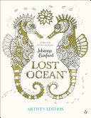 Lost Ocean Artist s Edition Book PDF