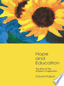 Hope and Education Book PDF