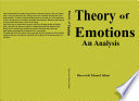 Theory of Emotions  An analysis