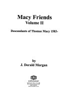 Macy Friends Volume II