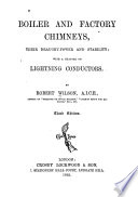 Boiler and Factory Chimneys Book