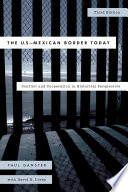 The U S Mexican Border Today Book