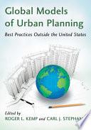Global Models of Urban Planning Book