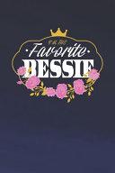 I'm The Favorite Bessie
